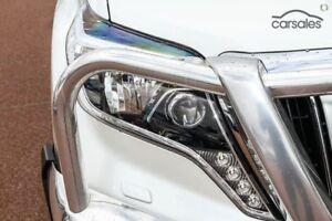 2014 Toyota Landcruiser Prado KDJ150R MY14 VX Crystal Pearl 5 Speed Sports Automatic Wagon