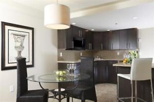 1BR - Luxury Living Downtown - Fully Furnished - Pet Friendly