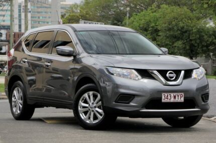 2016 Nissan X-Trail T32 ST X-tronic 2WD Grey 7 Speed Constant Variable Wagon