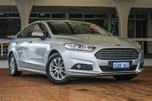 2016 Ford Mondeo MD Ambiente SelectShift Moondust Silver 6 Speed Sports Automatic Hatchback Melville Melville Area Preview