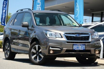 2018 Subaru Forester S4 MY18 2.5i-L CVT AWD Bronze 6 Speed Constant Variable Wagon Willagee Melville Area Preview