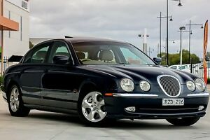 2000 Jaguar S-Type X200 SE Blue 5 Speed Automatic Sedan Pakenham Cardinia Area Preview