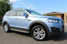 2014 Holden Captiva  Blue Sports Automatic Wagon Nailsworth Prospect Area Preview