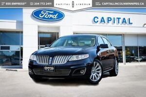 2011 Lincoln MKS AWD **Navigation-Bluetooth-Rear Heated Seats**