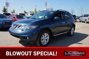 2014 Nissan Murano ALL WHEEL DRIVE A/C,