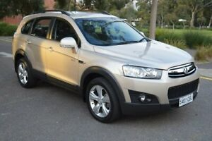 2011 Holden Captiva CG Series II 7 AWD CX Gold 6 Speed Sports Automatic Wagon Norwood Norwood Area Preview