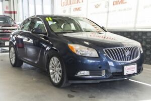 2011 Buick Regal CXL, Sunroof, Leather
