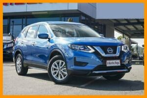 2018 Nissan X-Trail T32 Series II ST X-tronic 2WD Marine Blue 7 Speed Constant Variable Wagon Beaudesert Ipswich South Preview