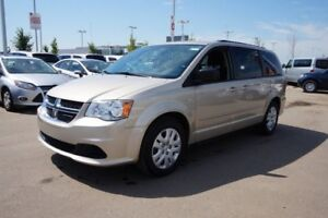 2014 Dodge Grand Caravan SXT STOW AND GO Accident Free,  3rd Row
