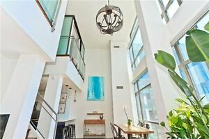 Tip Top Tailor Lofts! 2 Story 3 Bdrm 2 Bath, 1322 Sq Ft Unit