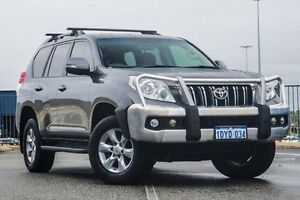 2012 Toyota Landcruiser Prado KDJ150R 11 Upgrade GXL (4x4) Grey 5 Speed Sequential Auto Wagon Wangara Wanneroo Area Preview