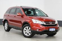 2010 Honda CR-V MY10 (4x4) Sport Red 5 Speed Automatic Wagon Bentley Canning Area Preview