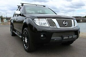 2012 Nissan Navara D40 S5 MY12 ST-X 550 7 Speed Sports Automatic Utility Hamilton East Newcastle Area Preview