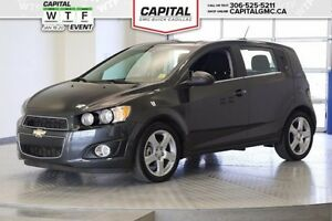 2016 Chevrolet Sonic LT HB *Backup Camera - Heated Seats*