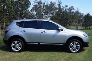 2013 Nissan Dualis J10W Series 4 MY13 TS Hatch 2WD Blade 6 Speed Manual Hatchback Bundaberg West Bundaberg City Preview