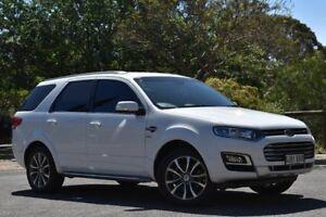 2014 Ford Territory SZ MkII Titanium Seq Sport Shift AWD White 6 Speed Sports Automatic Wagon St Marys Mitcham Area Preview