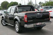 2011 Nissan Navara D40 S5 MY12 ST-X Black 7 Speed Sports Automatic Utility Brendale Pine Rivers Area Preview