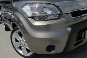 2009 Kia Soul AM MY10 3.0 Silver 4 Speed Automatic Hatchback