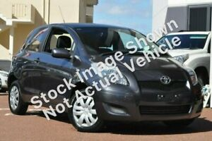 2011 Toyota Yaris NCP91R MY11 YRS Gold 5 Speed Manual Hatchback South Melbourne Port Phillip Preview