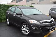 2012 Mazda CX-9 TB10A5 Grand Touring Activematic AWD Black 6 Speed Sports Automatic Wagon St Marys Mitcham Area Preview
