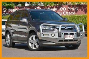 2014 Holden Captiva CG MY15 7 AWD LTZ Grey 6 Speed Sports Automatic Wagon Mount Gravatt Brisbane South East Preview