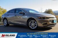 2018 Chevrolet Malibu LT, Remote Start, Apple Carplay/Android Au Cowichan Valley / Duncan British Columbia Preview