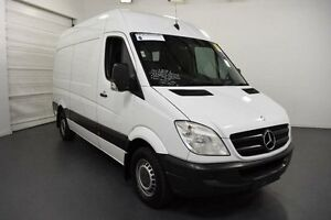 2011 Mercedes-Benz Sprinter NCV3 MY11 316CDI High Roof LWB White Automatic Van Moorabbin Kingston Area Preview