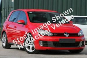 2012 Volkswagen Golf VI MY12.5 GTI DSG Red 6 Speed Sports Automatic Dual Clutch Hatchback Maddington Gosnells Area Preview