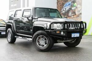 2007 Hummer H3 Luxury Black 4 Speed Automatic Wagon Myaree Melville Area Preview
