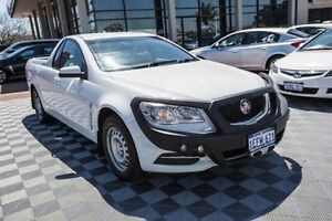 2013 Holden Ute VF MY14 Ute White 6 Speed Sports Automatic Utility Alfred Cove Melville Area Preview