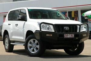 2013 Toyota Landcruiser Prado KDJ150R GX Glacier 5 Speed Sports Automatic Wagon Woolloongabba Brisbane South West Preview