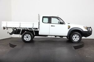 2011 Ford Ranger PK XL (4x2) White 5 Speed Manual Super Cab Chassis Mulgrave Hawkesbury Area Preview