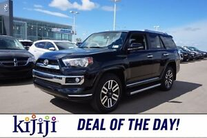 2016 Toyota 4Runner AWD LIMITED Accident Free,  Navigation (GPS)
