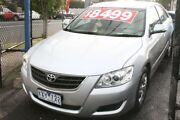2006 Toyota Aurion GSV40R AT-X Silver 6 Speed Auto Sequential Sedan Briar Hill Banyule Area Preview