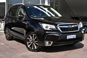 2016 Subaru Forester S4 MY16 2.0XT Premium Black 8 Speed Constant Variable Wagon Wangara Wanneroo Area Preview