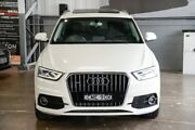 2013 Audi Q3 8U MY13 TFSI S tronic quattro Glacier White 7 Speed Sports Automatic Dual Clutch Wagon Albion Brisbane North East Preview