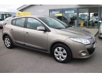 RENAULT MEGANE 1.6 EXPRESSION VVT 5d 100 BHP - VIEW 360 SPIN ON W (buff) 2009