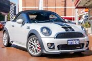 2012 Mini Roadster R59 Cooper S Silver 6 Speed Manual Roadster Fremantle Fremantle Area Preview