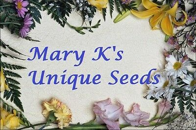 Mary K's Unique Seeds