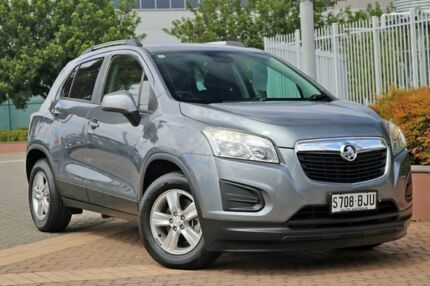 2013 Holden Trax TJ MY14 LS Grey 5 Speed Manual Wagon Wayville Unley Area Preview