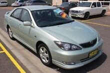 2003 Toyota Camry ACV36R Sportivo Ice Mint Silver 4 Speed Automatic Sedan South Windsor Hawkesbury Area Preview