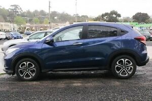 2016 Honda HR-V Blue Constant Variable Hatchback Ferntree Gully Knox Area Preview