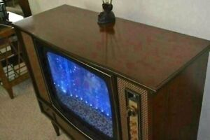 1960's Repurposed T.V. Aquarium Edmonton Edmonton Area image 4
