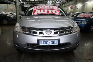 2006 Nissan Murano Z50 ST Continuous Variable Wagon Mordialloc Kingston Area Preview