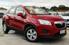 2013 Holden Trax TJ MY14 LS Red 6 Speed Automatic Wagon Craigieburn Hume Area Preview