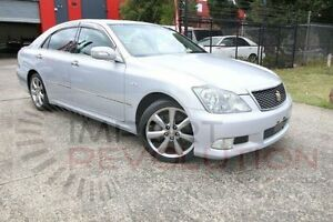 2005 Toyota Crown GRS184 GRS184 Silver Automatic Sedan Bayswater Knox Area Preview