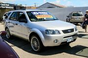 2009 Ford Territory SY SR RWD Silver 4 Speed Sports Automatic Wagon Ringwood East Maroondah Area Preview