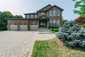 Executive Home in Heartland Mississauga 4+1 BR 5 WR