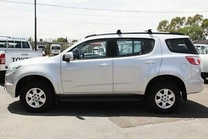 2013 Holden Colorado 7 RG MY13 LT Silver 6 Speed Sports Automatic Wagon Hillcrest Port Adelaide Area Preview