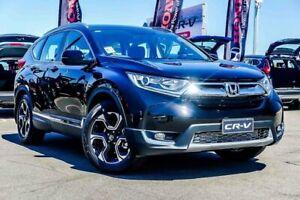 2019 Honda CR-V MY19 VTi-S (2WD) Black Continuous Variable Wagon